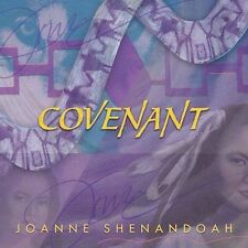 Covenant by Joanne Shenandoah (CD, Nov-2003, Silver Wave) NEW SEE DESCRIPTION