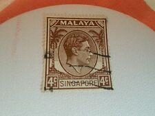 Willie: Singapore Malaya 4cent no.2