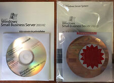 Windows Small Business Server 2003 version CD (NEUF & SCELLE )
