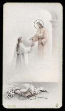 "santino-holy card""""ediz. FB n.83 LA SPOSA DI CRISTO"