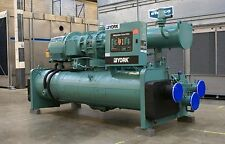 1998 180 ton York YS Water-Cooled Chiller 460 Volts R-22 Screw Liquid Chiller