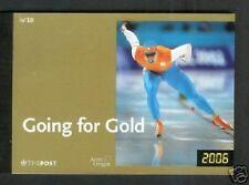 Nederland Prestige Prestigeboekje PR 10 Going for Gold 2006 Postfris