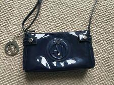Armani Jeans Ladies Blue Cross Body Bag
