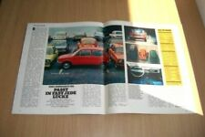 Car Magazine 11577) Great Small! Innocenti 90 L with 44PS in test on 3 sides