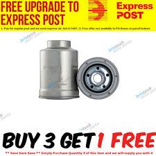 Fuel Filter 2001 - For FORD COURIER - PE Turbo Diesel 4 2.5L WL [KV] F