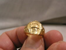 VINTAGE BUCK JONES ADJUSTABLE RING