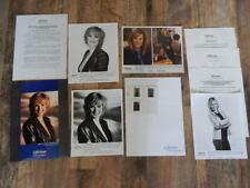 1999-2001 Beyond Chance Melissa Etheridge Lifetime TV Press Kits & 7 Photos-RARE