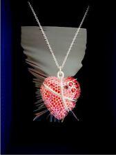 Swarovski Halskette Herz Heart NEU OVP 165€ Weihnachten Silvester Geschenk Valen