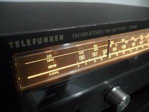 ★ tuner sintonizzatore TELEFUNKEN TT350 - stereo ★
