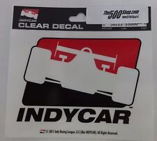 "IndyCar Series 4"" x 3"""" Decal Collector Official Souvenir Product"