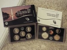2019 United States Mint SILVER PROOF Set!