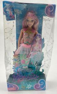 Barbie Fairytopia Mermaidia Shella Doll 2005