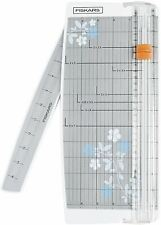 Portable Scrapbooking Paper Trimmer 12 inch - Fiskars