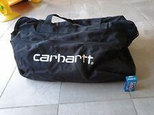 Large Carhartt duffle bag camo sling Tote Satchel Messenger Black tan  gym