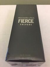 NEW & SEALED ABERCROMBIE & FITCH A&F FIERCE COLOGNE 6.7 oz. 200ml GENUINE!