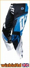 Pantalones de color principal azul Talla 34 para motoristas