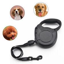 8M Large Dog Lead Leash Strong Retractable Extendable Lockables Pet Tape 50KG UK