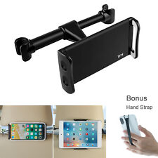Universal Holder Car Headrest Mount for Tablets i Pad Air & Phones Kindle fire