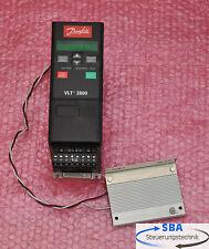 Danfoss VAT 2800 vlt2805pt4b20sbr1dbf00a00/rendimiento 0,55 kw top!!!