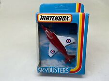 MATCHBOX-SKYBUSTERS-SB-15 PHANTOM F4E UNPUNCHED IN BOX-LOOK