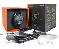 New Bushnell Golf 2018 NEO ION 2 Black GPS Watch RangeFinder Unit PreLoaded