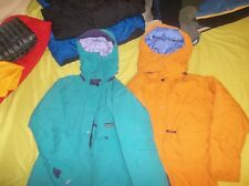 ONE Insulated Patagonia Vintage Alpine Gore-tex Mountaineering Parka Jacket Coat