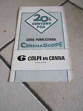 BROCHURE,1959 Hound-Dog Man, 6 Sei colpi in canna Don Siegel  Carol Lynley,