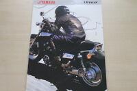 170572) Yamaha VMX 1200 Vmax - Österreich - Prospekt 2001