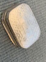 Antique Georgian Silver Vinaigrette Samuel Pemberton Birmingham 1817