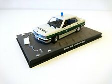 BMW 518 Police JAMES BOND 007 Octopussy - 1:43 IXO DIECAST MODEL CAR DY066