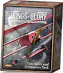 WW1 Wings of Glory Rules and Accessories Pack - Wargame