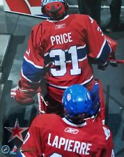 Carey Price Signed 8x10 Photo Starside Signatures COA /231