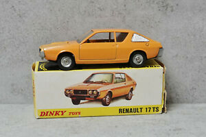 Spanish Dinky 011451 Renault 17TS Very Near Mint Boxed