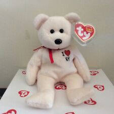Ty Beanie Baby NEW YORK the Bear I Love NY Gift Show Exclusive-MWMT