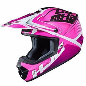 HJC Unisex-Adult Off-Road Helmet (MC-8, Small)