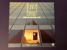 DAVID BENOIT~urban daydreams GRP 1989 all ORIGINAL ~ Digital Master ~ (LP) Nm
