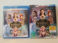 The Nutcracker And The Four Realms (Blu-ray Region A B C/DVD, 2019)