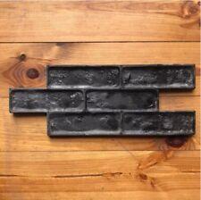 "Stone Decorative Polyurethane concrete stamp form ""Old Prague brick"" 2 in 1"