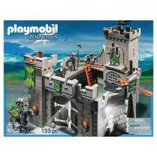 PLAYMOBIL Wolf Knight´s Schloss Bau Satz Pla6002