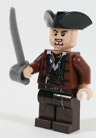 LEGO PIRATE SCRUM MINIFIGURE PIRATES OF THE CARIBBEAN - GENUINE