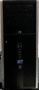 HP Compaq 8000 Elite, Intel Q8400 @2.66GHz, 4GB DDR3 RAM, 500GB HDD, WIN 10 Pro