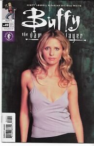 BUFFY THE VAMPIRE SLAYER (1998) #49 - Photo Cover - Back Issue