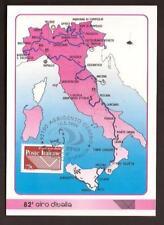 Italia 1999 : 82° Giro d'Italia  - Cartolina Ufficiale Poste Italiane