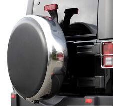 Reifencover Reifenabdeckung 265/75R16  Reserveradabdeckung Edelstahl Reifenhülle