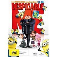 Despicable Me (DVD, 2011) NEW