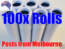 100x Rolls Blank Labels 21mm X 12mm for Motex Mx-5500 / Cn5500 5500 Etc