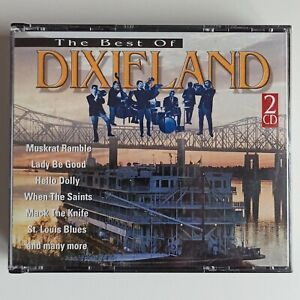 The Best Of Dixieland (2 CD 1999) Muskrat Ramble, Lady Be Good, Hello Dolly, uvm