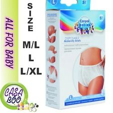 CANPOL BABIES Disposable Postpartum Briefs Size M/L/XL 5 pcs