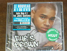 CHRIS BROWN Same title CD NEUF