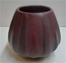 Van Briggle Squat Vase circa 1920's